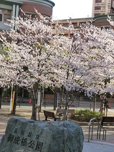 御成橋公園