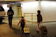 unaccompanied minors, accompanied by their mom, in t…