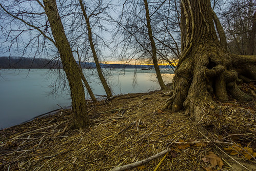 longexposure morning trees bulb sunrise river maryland susquehanna susquehannastatepark marylandstatepark
