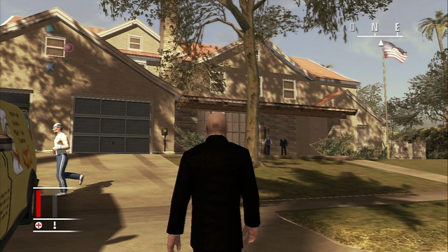 Hitman Trilogy HD - Screenshot 1