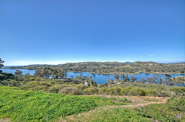 Lake Rim Road, Scripps Ranch, San Diego, CA 92131