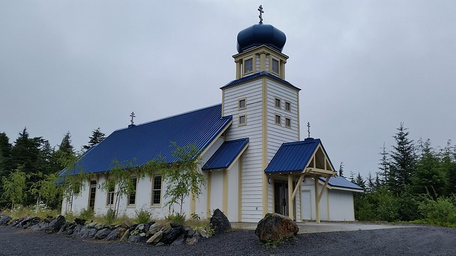 Chenega church