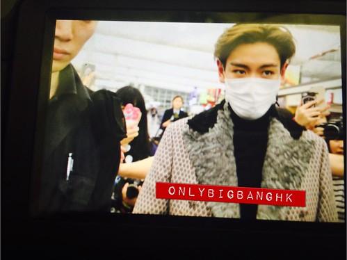 TOP - Hong Kong Airport - 15mar2015 - Only BIGBANG HK - OBBHK - 01