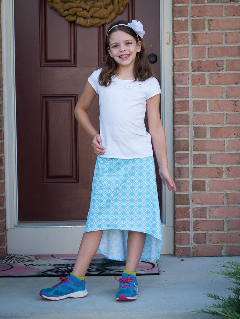 Molly's skirt