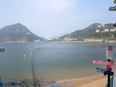 Repulse Bay from the bus