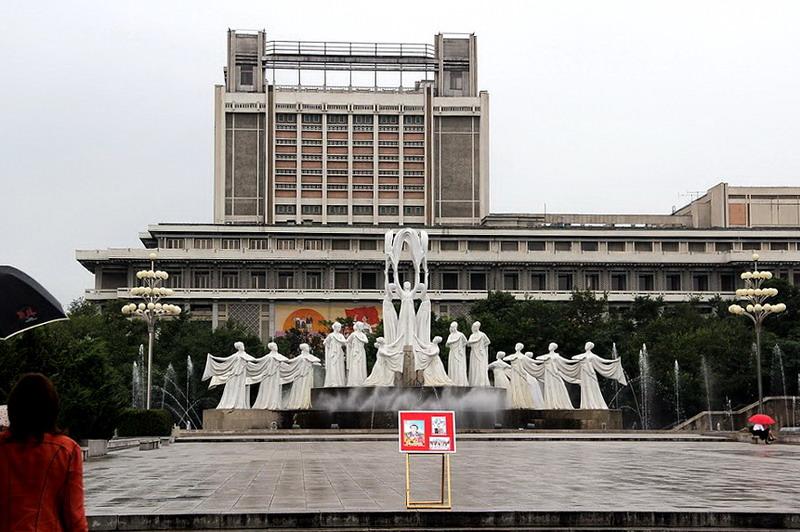 Kim Il Sung Square(7)