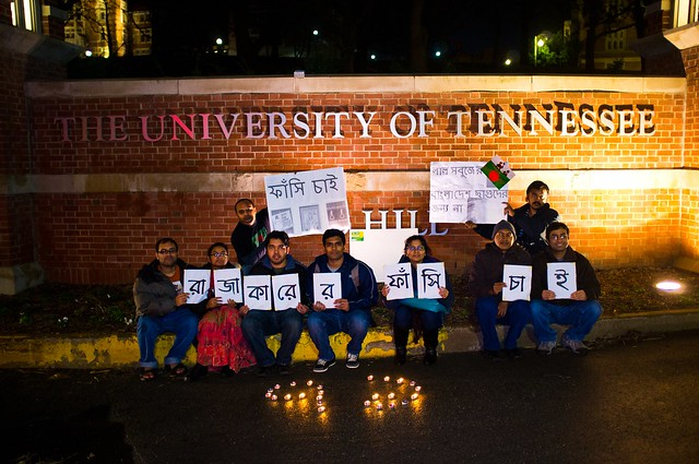 University of Tennessee_Protest 1