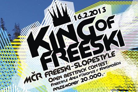 King of Freeski – Mistrovství ČR