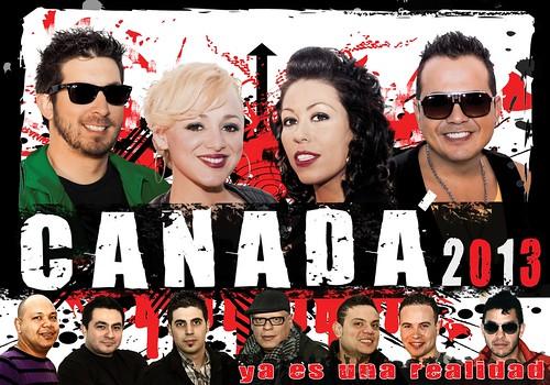 Canadá 2013 - orquesta - cartel