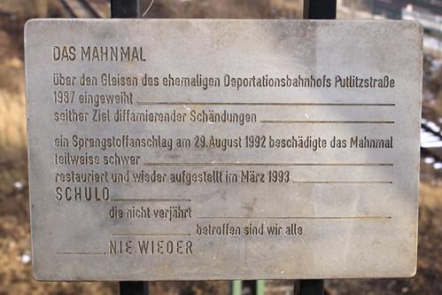 Deportations-Mahnmal
