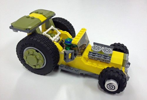 79104 The Shellraiser Street Chase (Alternate Build)