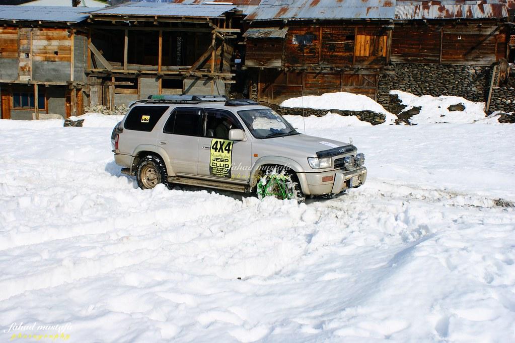 Muzaffarabad Jeep Club Neelum Snow Cross - 8470946515 6d5aaa2bb4 b
