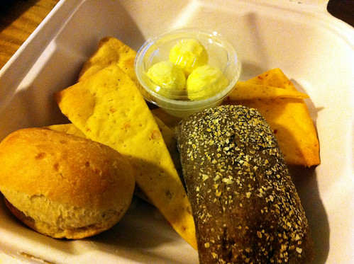 La Posada - Breads (nice surprise with to-go items)