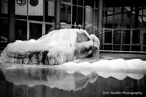 The frozen car by Dirk Mueller Photography