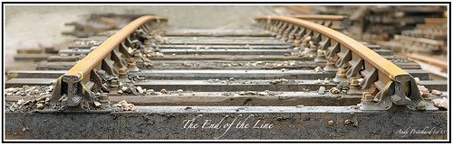 The End of the Line by Andy Pritchard - Barrowford