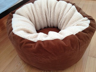 Plow & Hearth Cat Bed product review