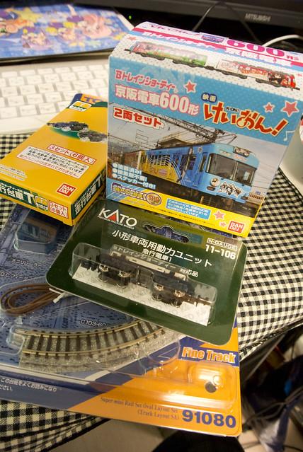 けいおん!京阪電車600系