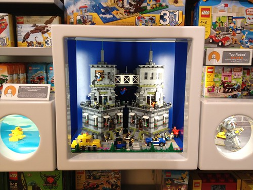 Feb 2013 Lego Store LUG Window Display