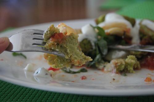 Baked Falafel Recipe  DSC09620