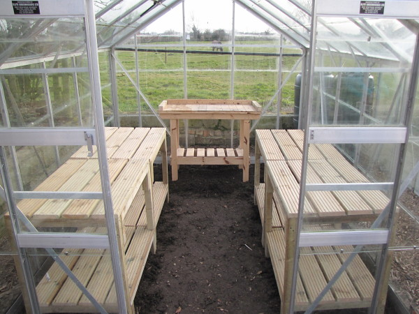 Greenhouse Staging
