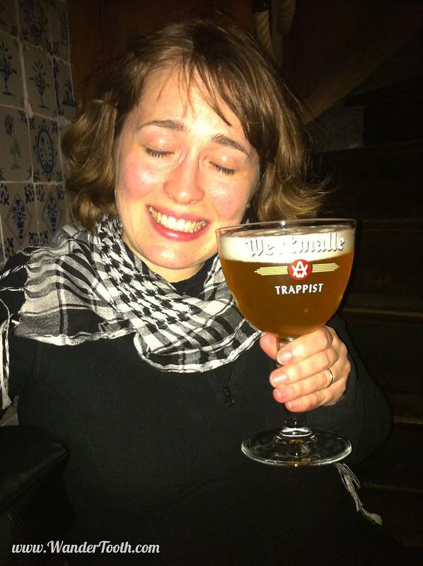 Too much Belgian Beer