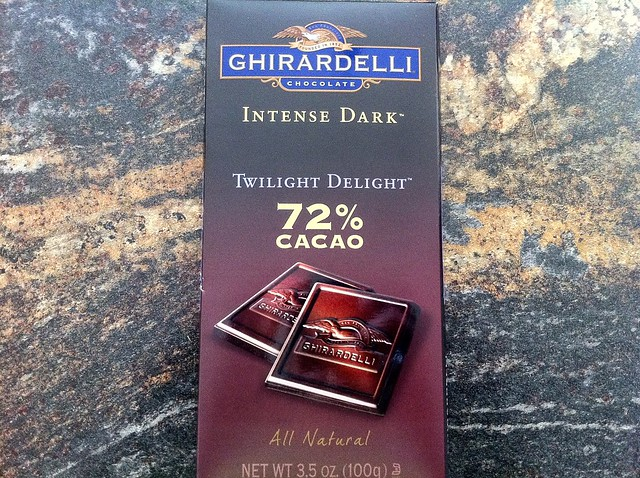 3.5 oz Dark Chocolate Bar