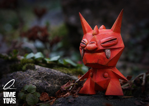 Lionel the Evil Origami by [rich]
