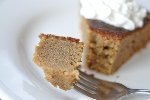 Caramel Browned Butter Cake