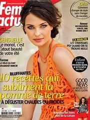 Femme Actuelle du 04 juin 2012