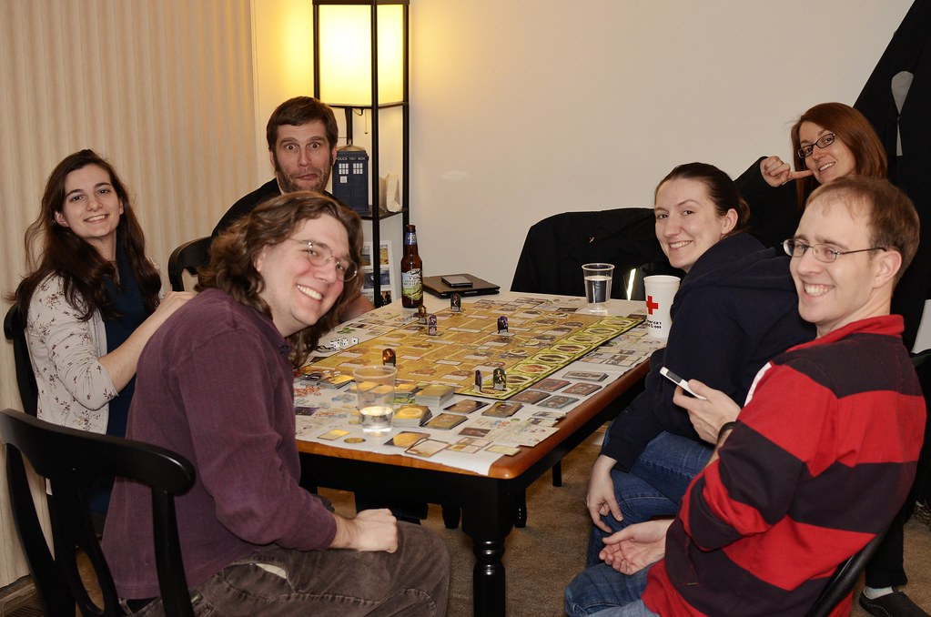 Game night (P365-53)
