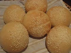 Klassiske burgerboller