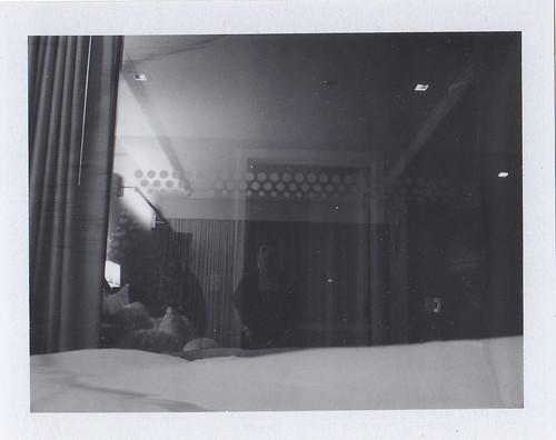 self portrait   Polaroid 103   FUJIFILM   Vanessa Simpson