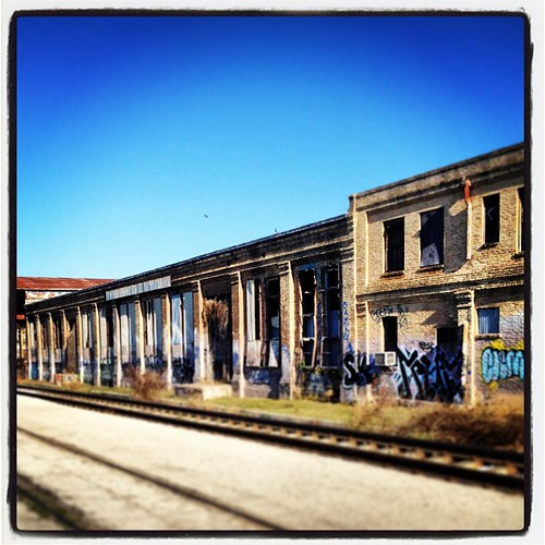 Austin train station