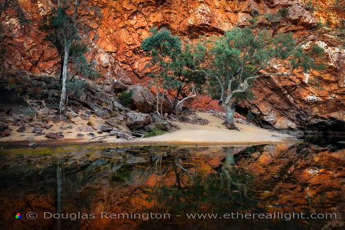 A simple reflection by Douglas Remington - Ethereal Light® Photography