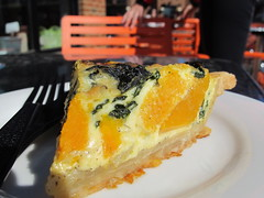 Buzz Bakery Quiche