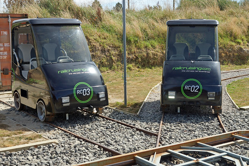 RailCruiser V3000 Hybrids