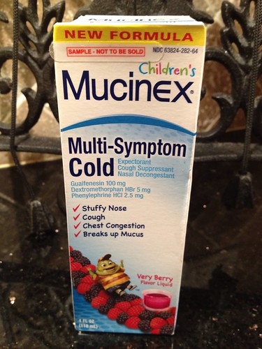 photo relating to Mucinex Printable Coupon named Childrens Mucinex Materials Evaluation and $2 Printable coupon