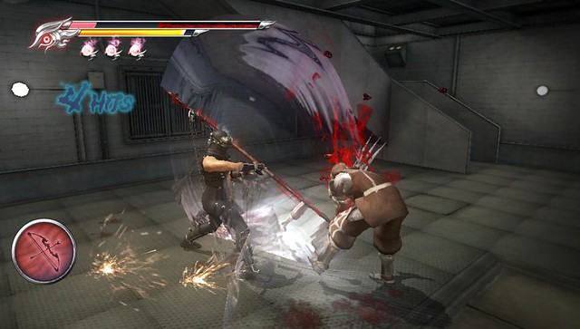 Ninja Gaiden Sigma 2 Plus on PS Vita