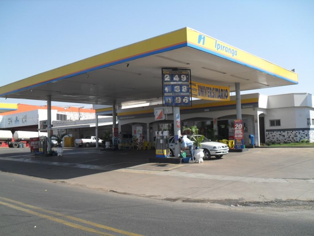 Posto de gasolina brasileiro: padrão de uma sociedade carrocrata