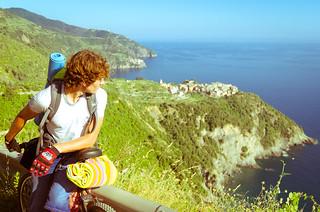 Photos taken in Cinque Terre, Italy