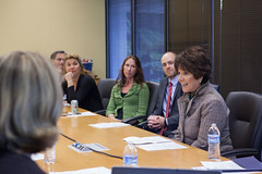 Rep. Eshoo Visits Vaccine-focused Biotechnology Company in Silicon Valley