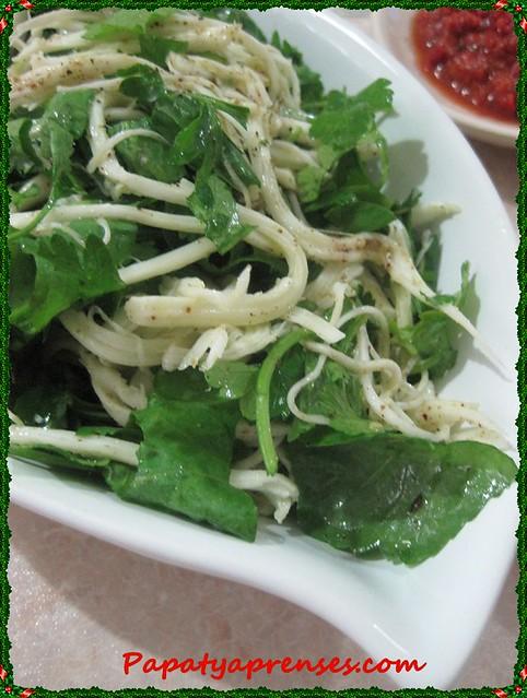 tel peynir salatası