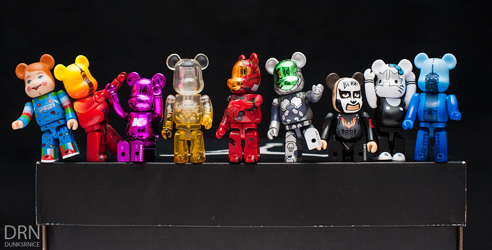 Bearbrick Series 25.