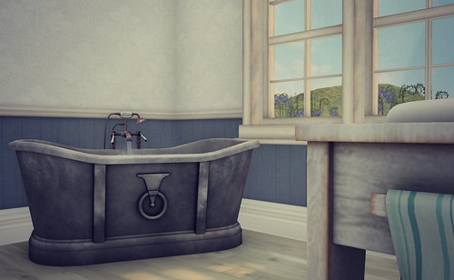 Trompe Loeil @ FaMESHed -  Bath