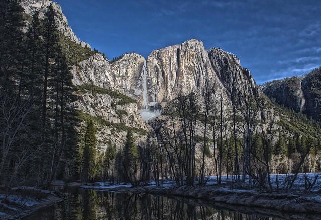 Merced View of Yosemite Falls_HDR2