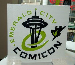 Emerald City Comicon Logo