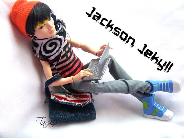 Jackson Jekyll Doll Jackson Jekyll Monster...