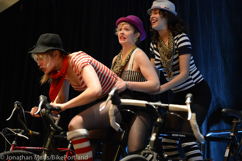 New York Bike Dance at Women's Bicycling Forum-4