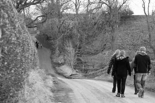 Walking by Gordon McKinlay
