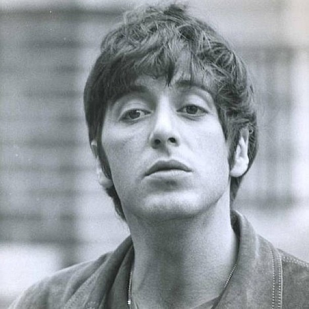 Young Al Pacino looks STUNNING! #stunning #alpachino #acto… | Flickr ... Al Pacino